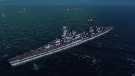 战舰世界:苏系8级巡洋舰夏伯阳7杀打出12w伤害,网友:真的很强