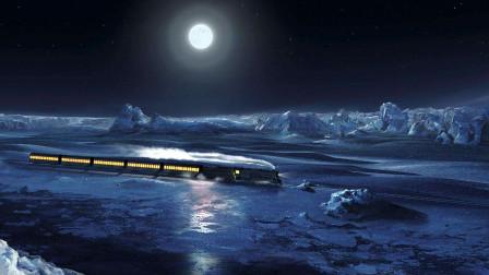 男孩不相信圣诞传说,圣诞夜被神秘人带上火车,在北极见到圣诞老人