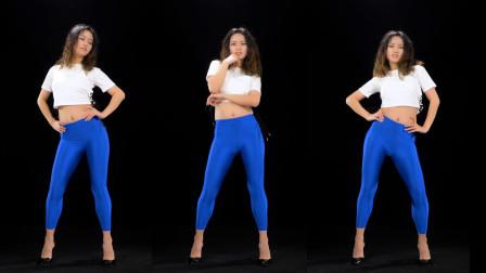 《舞艺吧 艾斯》#大长腿 #美女 #广场舞 #跳舞 AiSiNO1YS