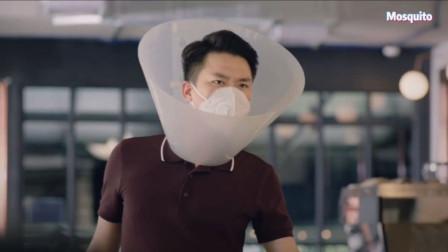 疫情期间的泰国广告,依然魔性脑洞,不看到最后不知道卖什么