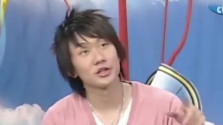 康熙来了:林俊杰聊小时候挨打事迹,好严厉啊!这真的是亲妈吧