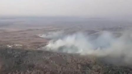 新闻30分 2020 乌克兰切尔诺贝利禁区明火已基本扑灭