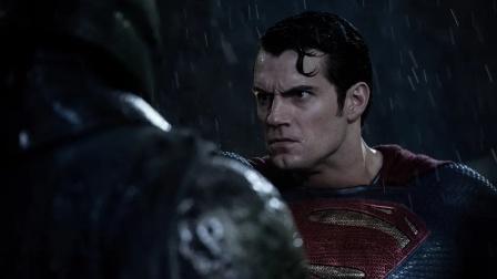蝙蝠侠大战超人混剪:高燃混剪,激烈的对决场面
