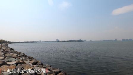 上海临港新城滴水湖