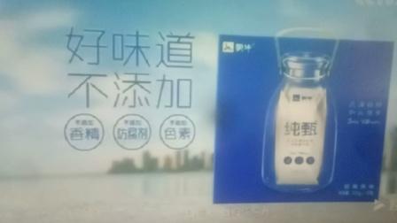 王俊凯蒙牛纯甄酸奶广告 一口纯甄 回味纯与真 15s