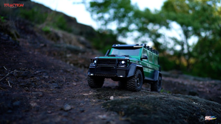 TRACTION HOBBY G550