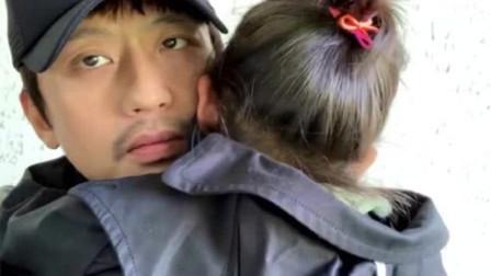 邓超送小花去幼儿园,自己却哭个不停,孙俪气得翻白眼