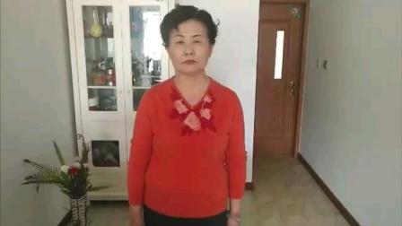 张掖市陈丽荣为抗疫一线医护人员献的歌