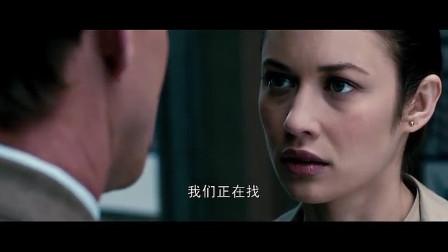 叛谍追击:女探员认为洛根要留活口,可手下不同意,要斩尽绝
