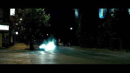 叛谍追击:洛根被追击,女儿灵机一动逆转局,太聪明了