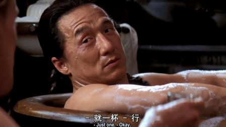 上海正午:这才是真正的酒蒙子,泡澡都不忘喝酒,也不怕猝!