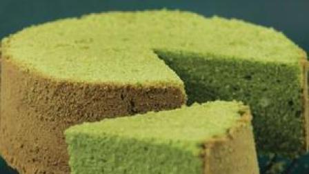 你们要的抹茶海绵蛋糕 #美食趣胃计划 2个小技巧解决海绵蛋糕的困扰