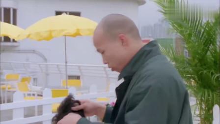 千王:梁朝伟不愧是影帝演技炸裂!小老千假发被拆穿,直接发怒!