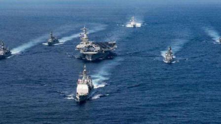 美国海军有多危急?航母舰长说真话被解雇,难怪张召忠如此点评