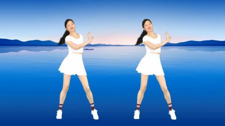 一首经典老歌《漂洋过海来看你》零基础入门舞蹈