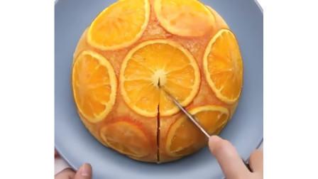 电饭锅还可以煮出橙子蛋糕?真的从来没有看到过