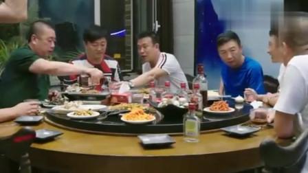 东北锦州烧烤 又是一种豪爽 吃的是一个圈子