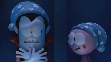 有了新邻居的吸血鬼开起五花八门的包袱计划,可是有卵用呢?妖怪学院游戏