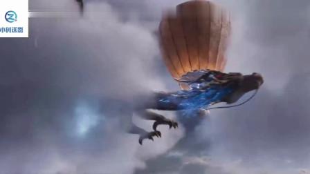 龙为主题的经典电影片段《龙牌之谜》《龙之战争》爆燃混剪