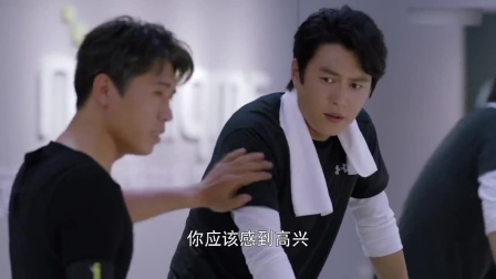 岁月:靳东调侃自己是小白脸,下秒李乃文霸气怼回:你是中白脸!