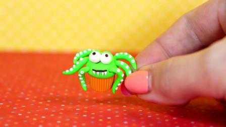 微世界DIY:迷你章鱼蛋糕