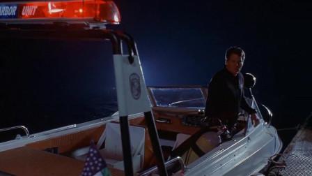 章鱼东河惊魂:水底查看,却被巨大章鱼缠住,同伴赶忙去救他!
