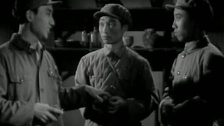 牧童投军:男子向长官打报告,带路小孩想加入,他会同意吗?