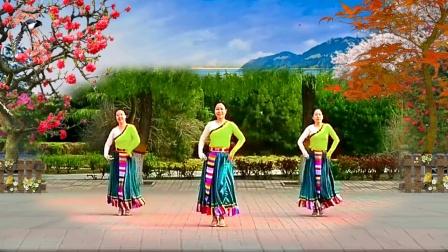 咸阳九月菊《天上西藏》制作,冬青795