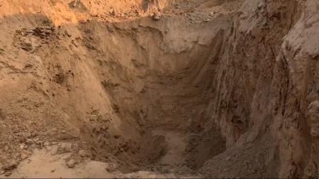 河南一小区土方现4具儿童尸体,官方:初步判断或因压埋窒息