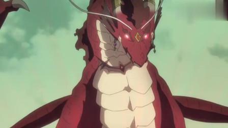连赤红之龙都能召唤,队友展示信仰之跳