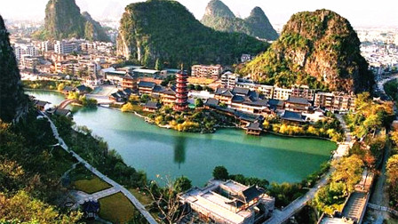 """广西""""最落魄""""的城市,在过去的500多年都是省会,如今沦为三线"""