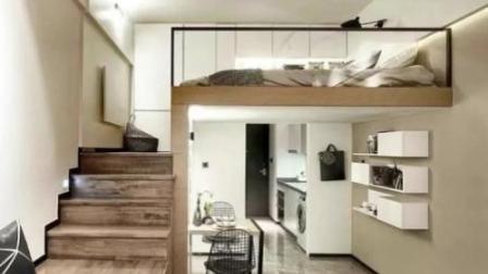 喜欢loft公寓吗?来看看有你喜欢的风格
