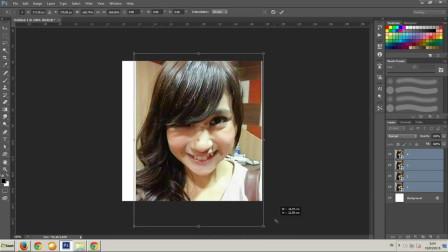 PS合真实梦境创意合成, PS后期视频教程 附素材【音乐-无字幕】Cara Membuat DP BBM Bergerak Di Photoshop