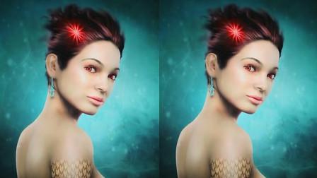 PS合真实梦境创意合成, PS后期视频教程 附素材【音乐-无字幕】Fantasy Girl - Photoshop CS6 Tutorial