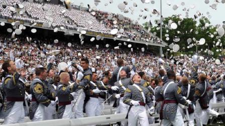 我国曾应邀到美国西点军校,并上台演讲,还受到学生热烈欢迎