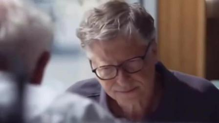 巴菲特和比尔盖茨的餐桌对话,笑谈中不缺人生行事之道!