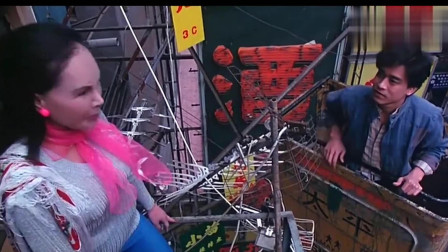 猛鬼出笼2:女子不满拆迁补偿跳楼威胁,不料失足跌落被电线缠死