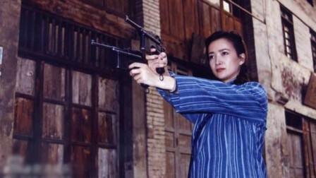 """真正的""""双枪老太婆""""赵洪文国,抗战时享誉中外,解放后却被处决"""