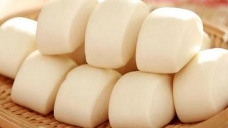牛奶馒头最好吃做法,不用发面,出锅柔软香甜,比面包还要香