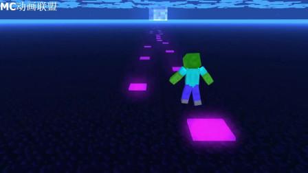 我的世界动画-怪物学院-节奏跳跃-Lost Edge