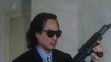 职业大贼:匪徒三人抢劫银行,迅速赶到,不料引起枪战!