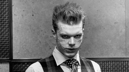 优雅就是面对危险处变不惊,《哥谭》杰罗麦小丑高燃混剪