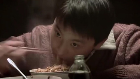影视剧中的美味面条,泡面火腿,醋调河捞面,勾起食欲,太香了