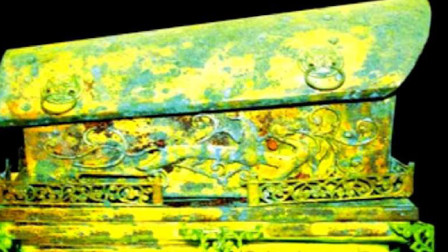 太原发现一口金棺,鉴定为唐朝文物,专家到场却不敢开棺