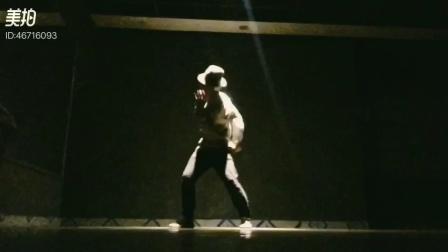 刘亚坤 locking 嘻哈先生街舞