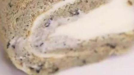 闺蜜最爱的海盐芝士蛋糕卷做成了!