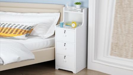T015-三抽屉床头柜