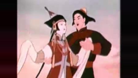 寻找回来的记忆之国产老动画片插曲——《木头姑娘》