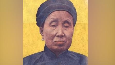 """历史的印记 抗战英雄""""双枪老太婆""""赵洪文国,为何后来被枪决?"""