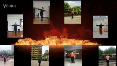 《温暖》湖北省老年大学舞蹈团特别节目